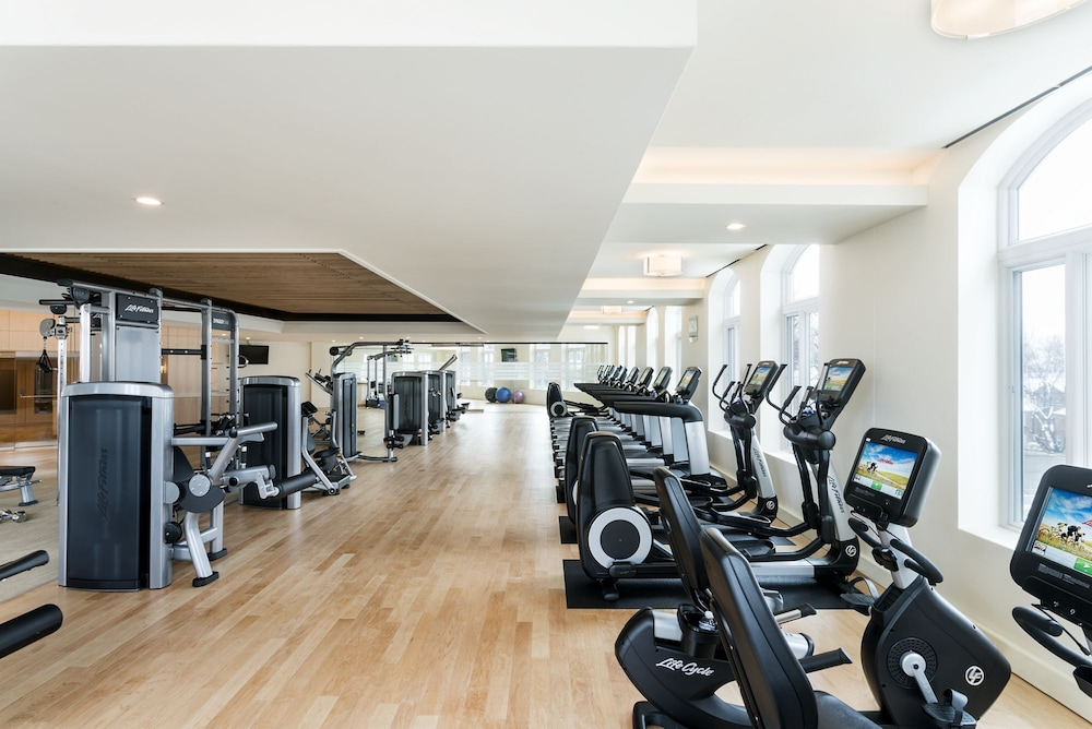 Fitness Facility, The Ritz-Carlton, St. Louis