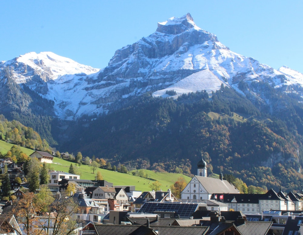 Mountain View, H+ Hotel & SPA Engelberg