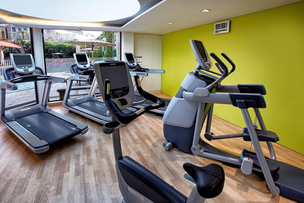 Gym, Holiday Inn Singapore Orchard City Centre