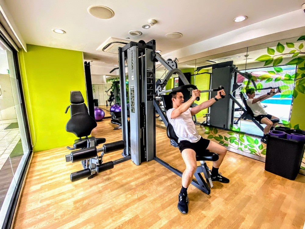 Fitness Facility, Holiday Inn Singapore Orchard City Centre