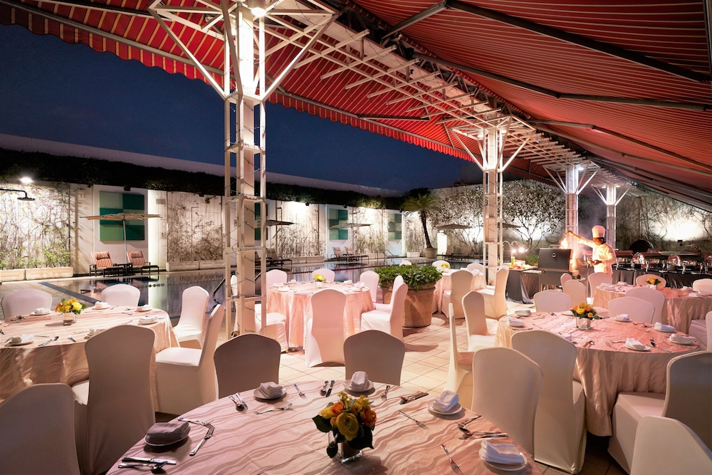 Outdoor Banquet Area, Holiday Inn Singapore Orchard City Centre