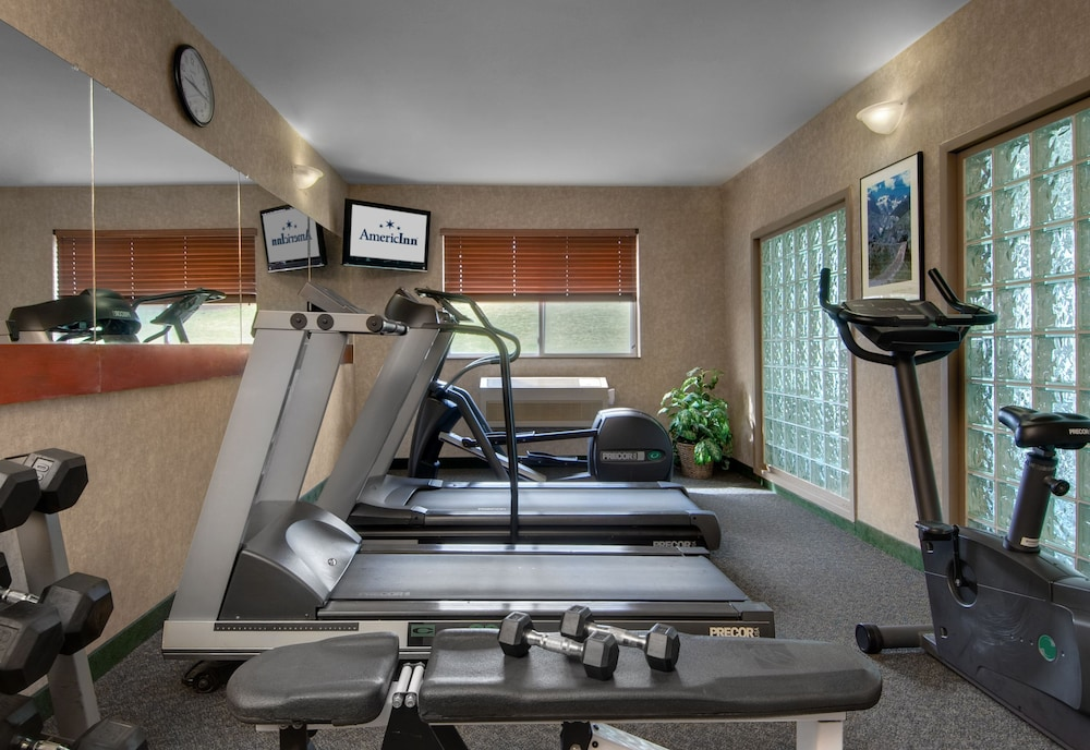 Fitness Facility, Baymont by Wyndham Golden/Red Rocks