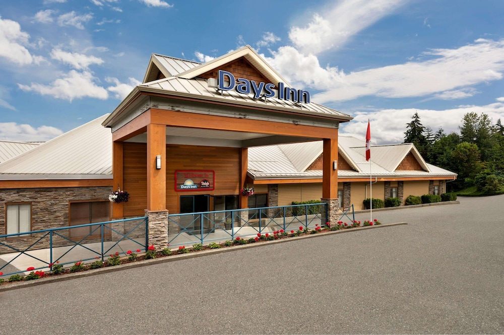 Exterior, Days Inn by Wyndham Nanaimo