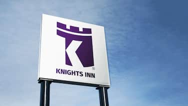 Knights Inn San Antonio near AT&T Center