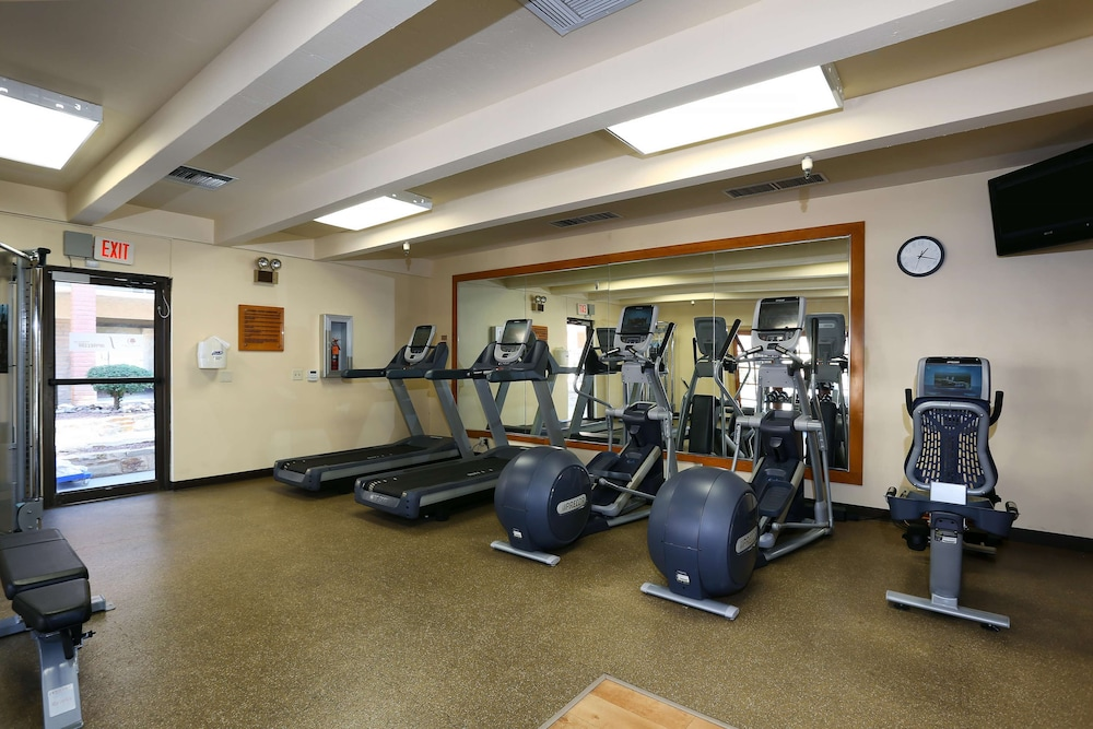 Fitness Facility, DoubleTree Suites by Hilton Tucson Airport