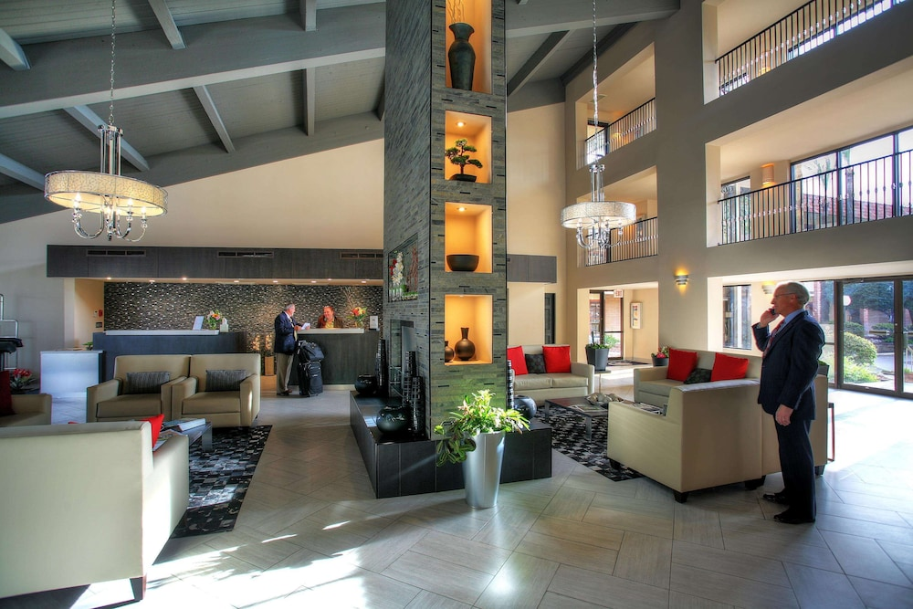 Reception, DoubleTree Suites by Hilton Tucson Airport