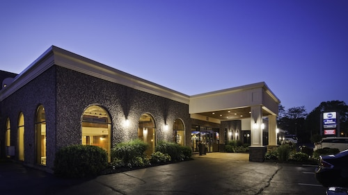 Check Expedia for Availability of Best Western Glengarry Hotel