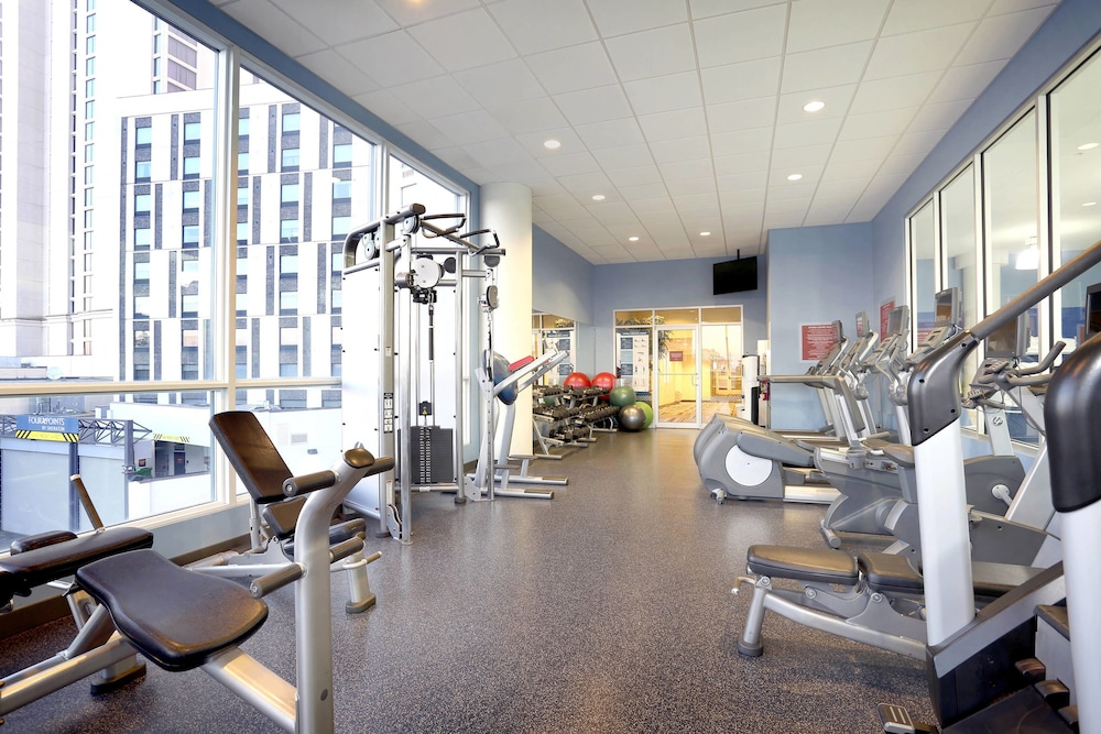 Fitness Facility, Four Points by Sheraton Niagara Falls Fallsview