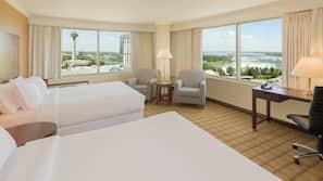 1 bedroom, down comforters, pillowtop beds, in-room safe