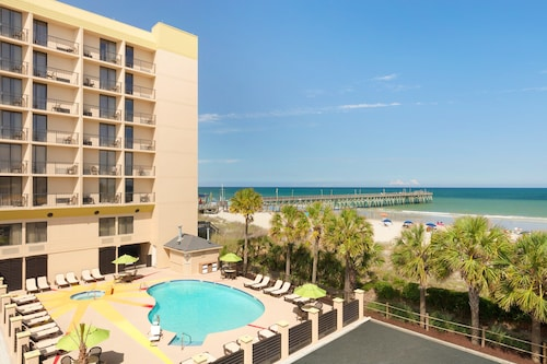 Myrtle Beach Hotels >> Myrtle Beach Beach Hotels Oceanfront Hotels From 89 Travelocity