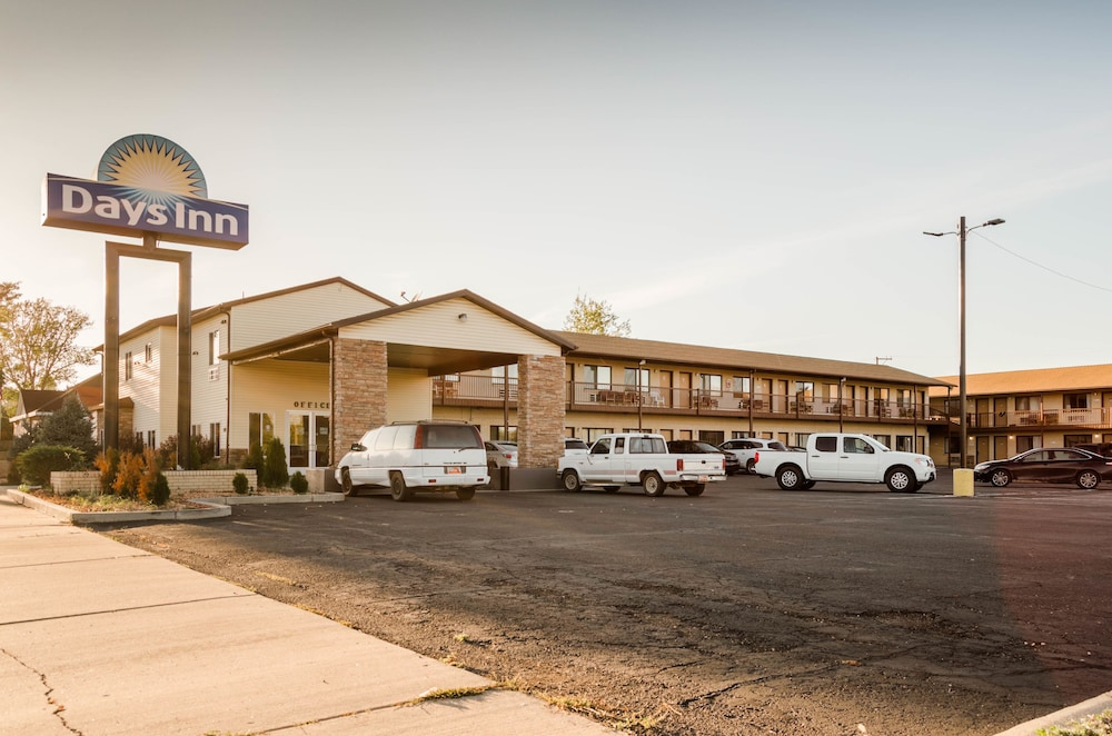 Front of Property, Days Inn by Wyndham Panguitch
