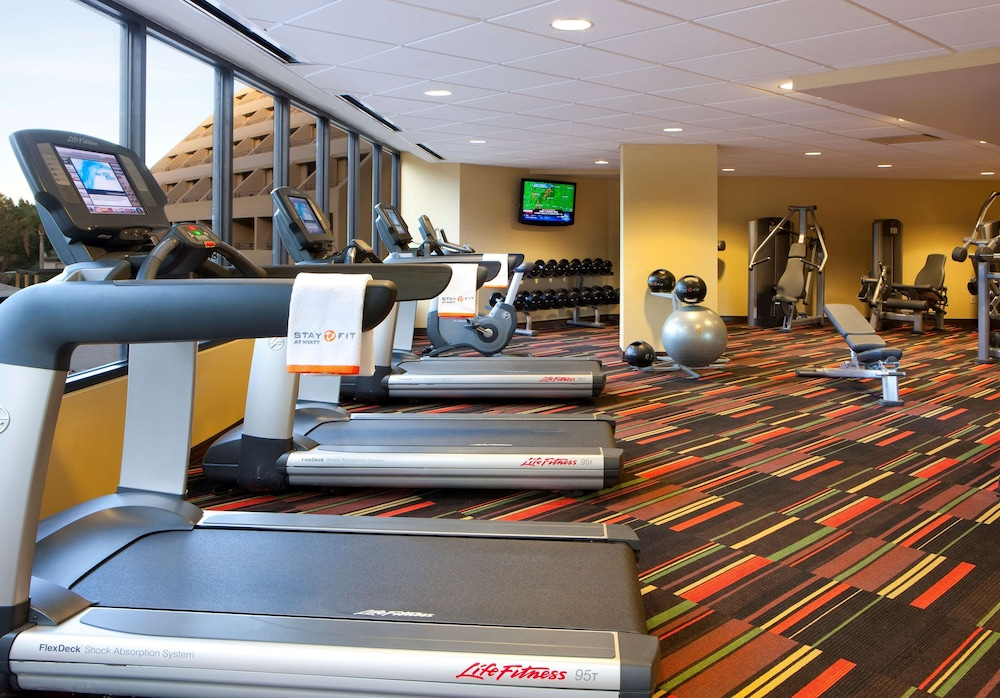 Fitness Facility, Hyatt Palm Springs