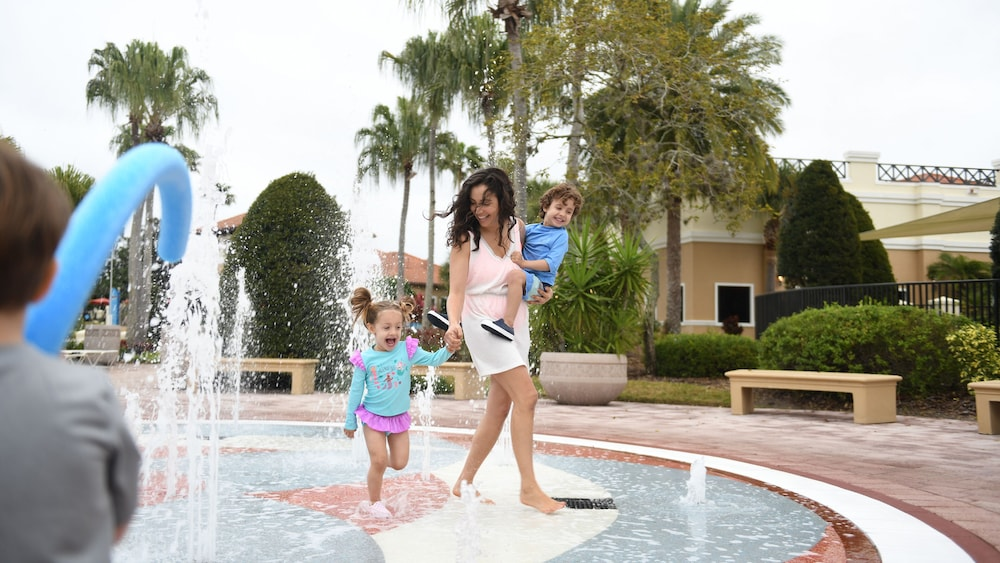 Children's Pool, Holiday Inn Club Vacations at Orange Lake Resort