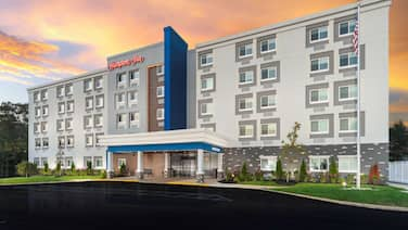 Hampton Inn Egg Harbor Township Atlantic City