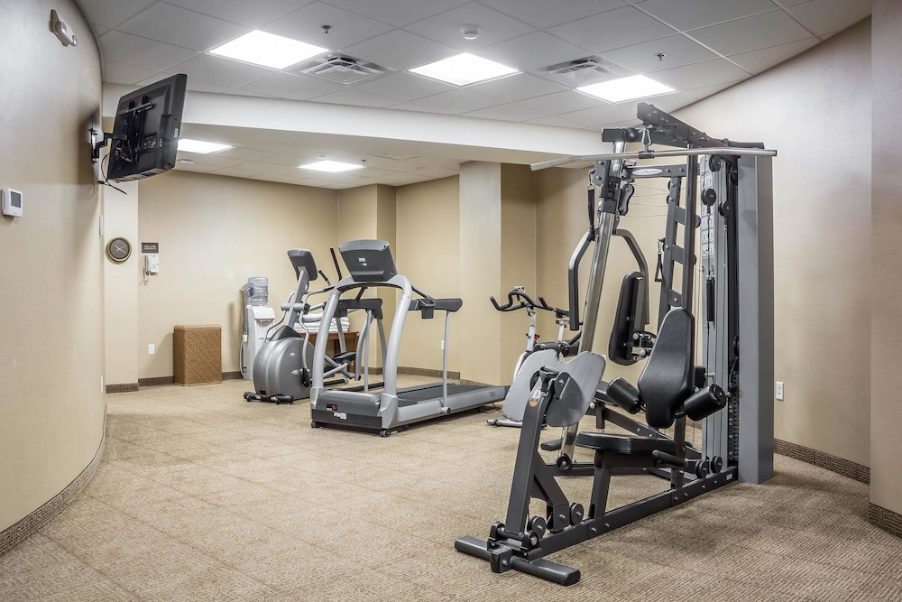 Fitness Facility, Comfort Inn The Pointe