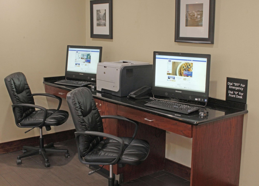 Business Center, Hampton Inn Norfolk/Chesapeake (Greenbrier Area)