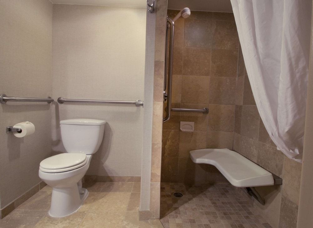 Bathroom, Hampton Inn Norfolk/Chesapeake (Greenbrier Area)