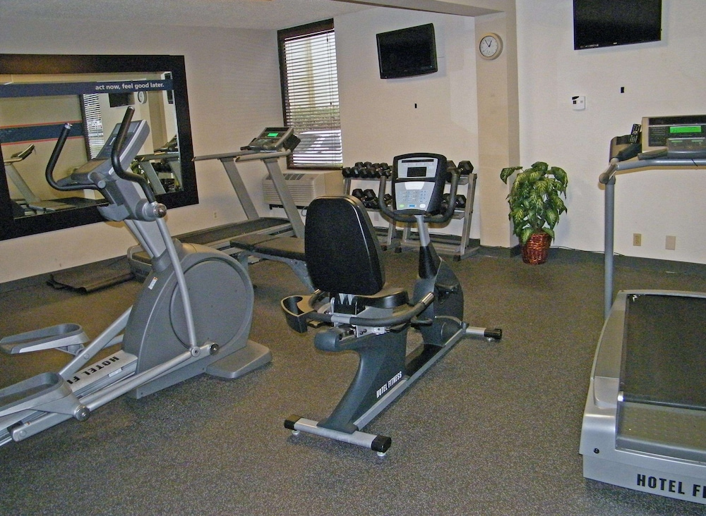 Fitness Facility, Hampton Inn Norfolk/Chesapeake (Greenbrier Area)