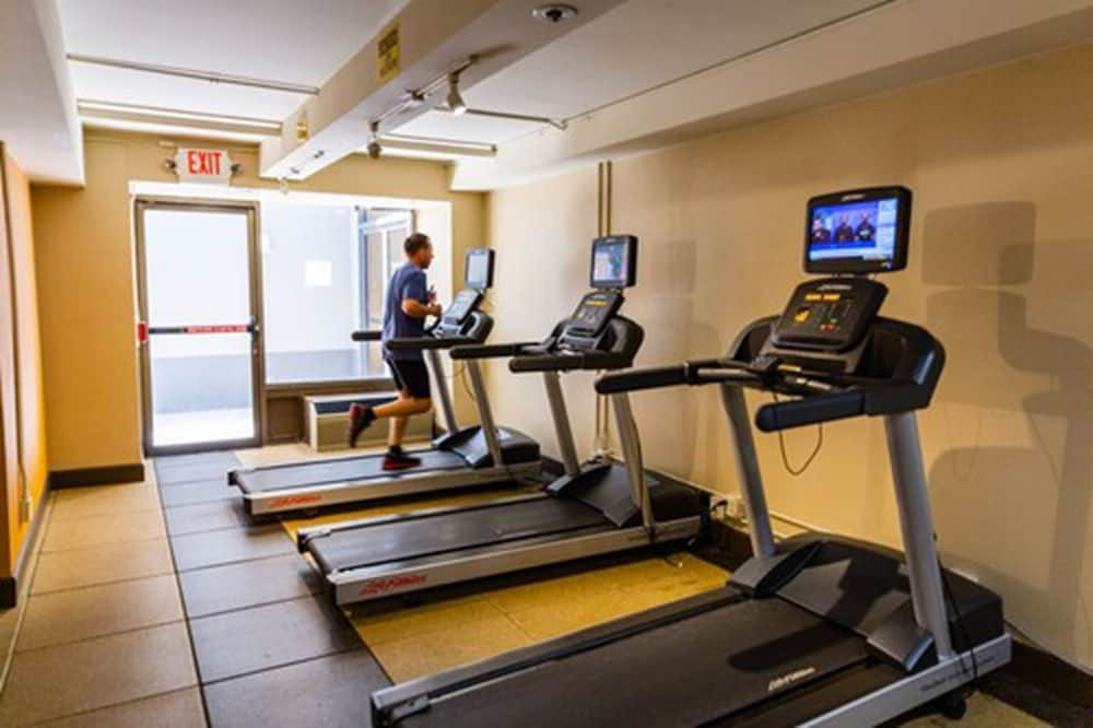 Fitness Facility, Holiday Inn San Jose - Silicon Valley