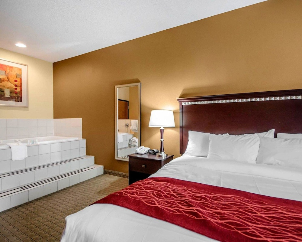 Room, Comfort Suites Louisville