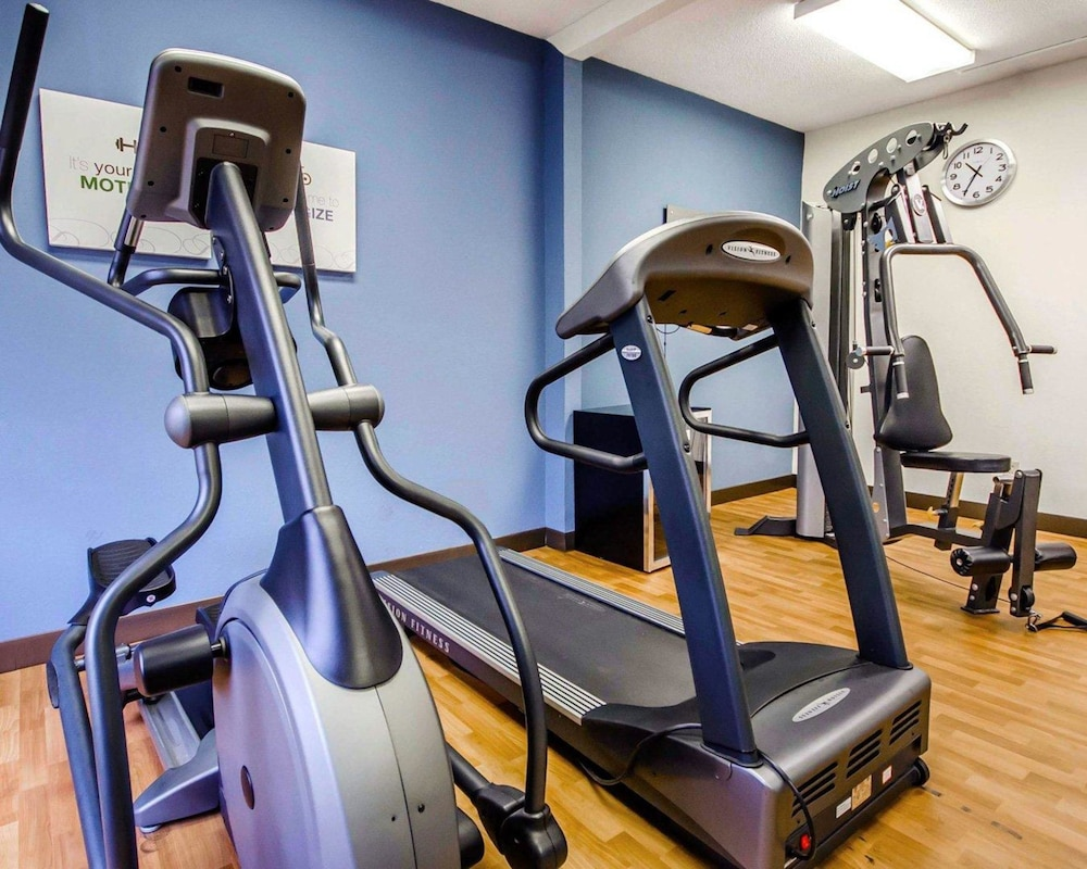 Fitness Facility, Comfort Suites Louisville