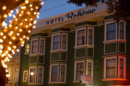 Check Expedia for Availability of Hotel Boheme