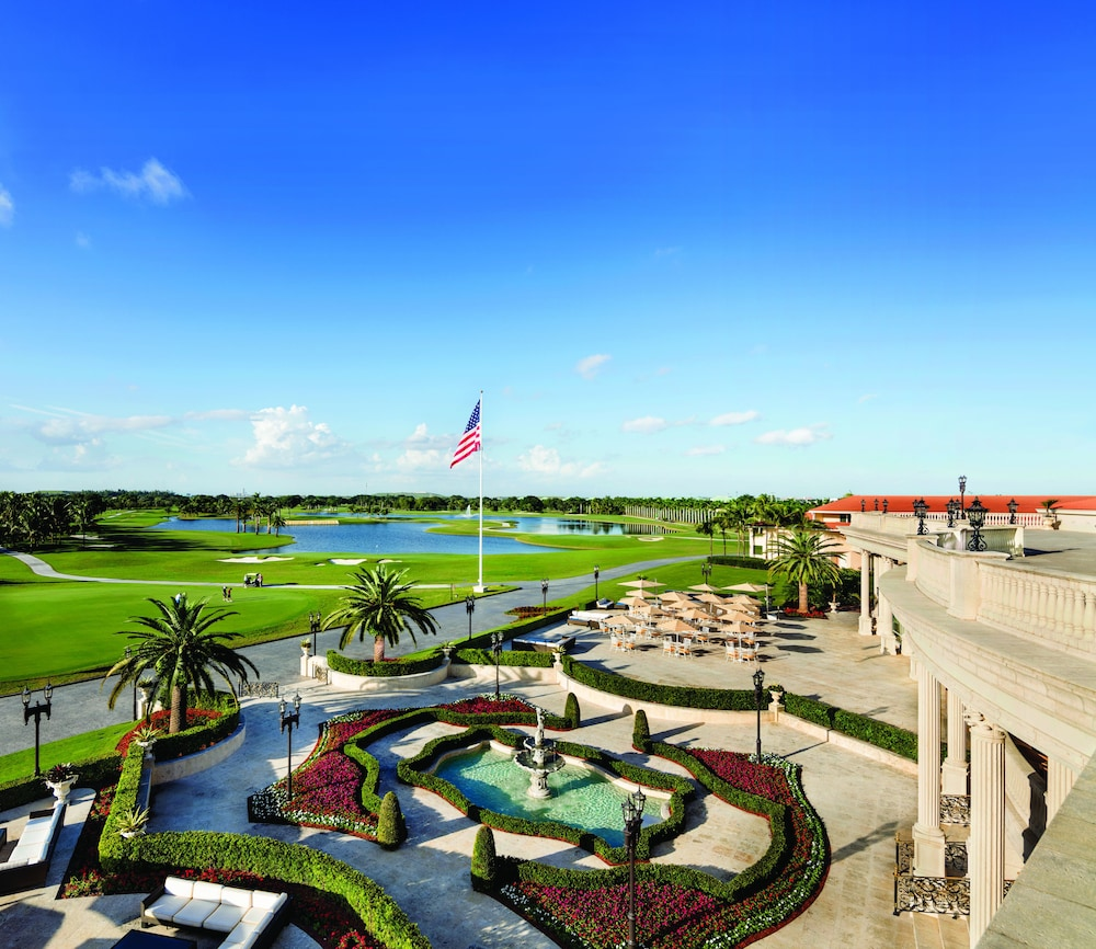 Aerial View, Trump National Doral Miami