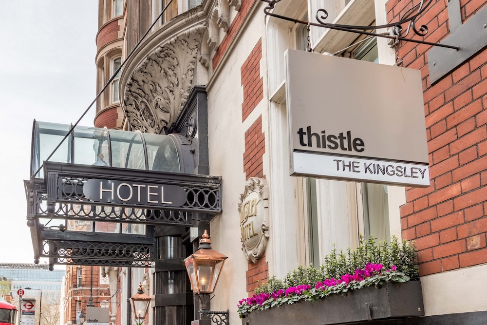 Thistle Holborn The Kingsley Hotel London