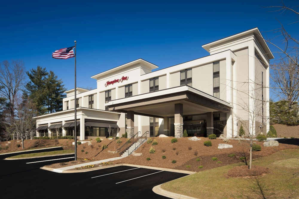 Exterior, Hampton Inn Asheville-Tunnel Rd.