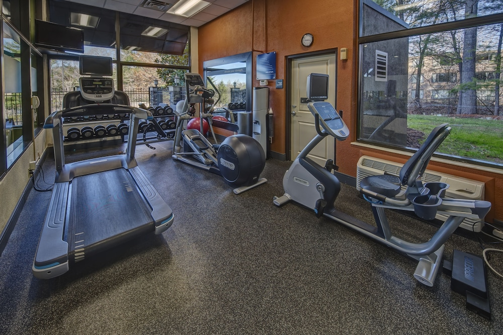 Fitness Facility, Hampton Inn Asheville-Tunnel Rd.