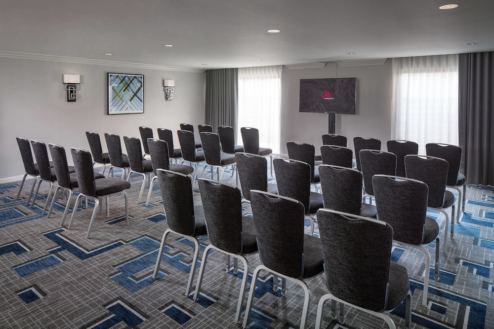 Meeting Facility, Santa Clara Marriott