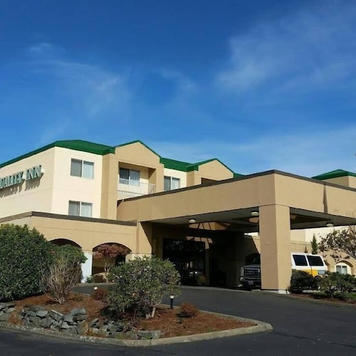 Front of Property, Quality Inn Grand Suites Bellingham