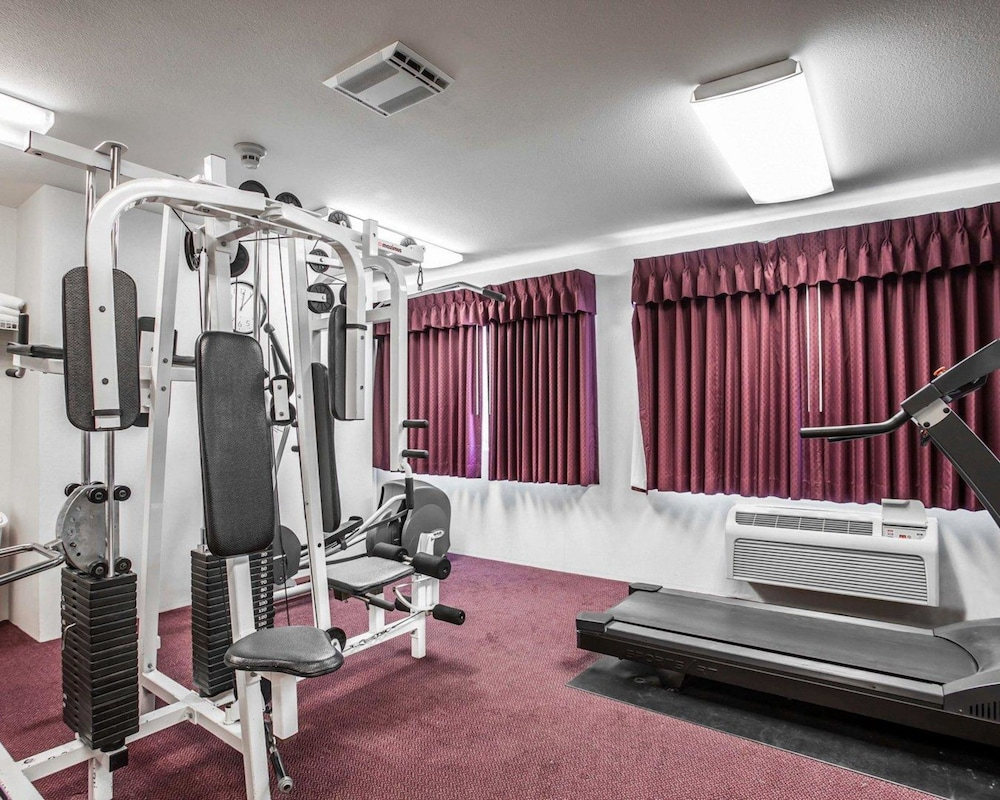 Fitness Facility, Quality Inn Grand Suites Bellingham