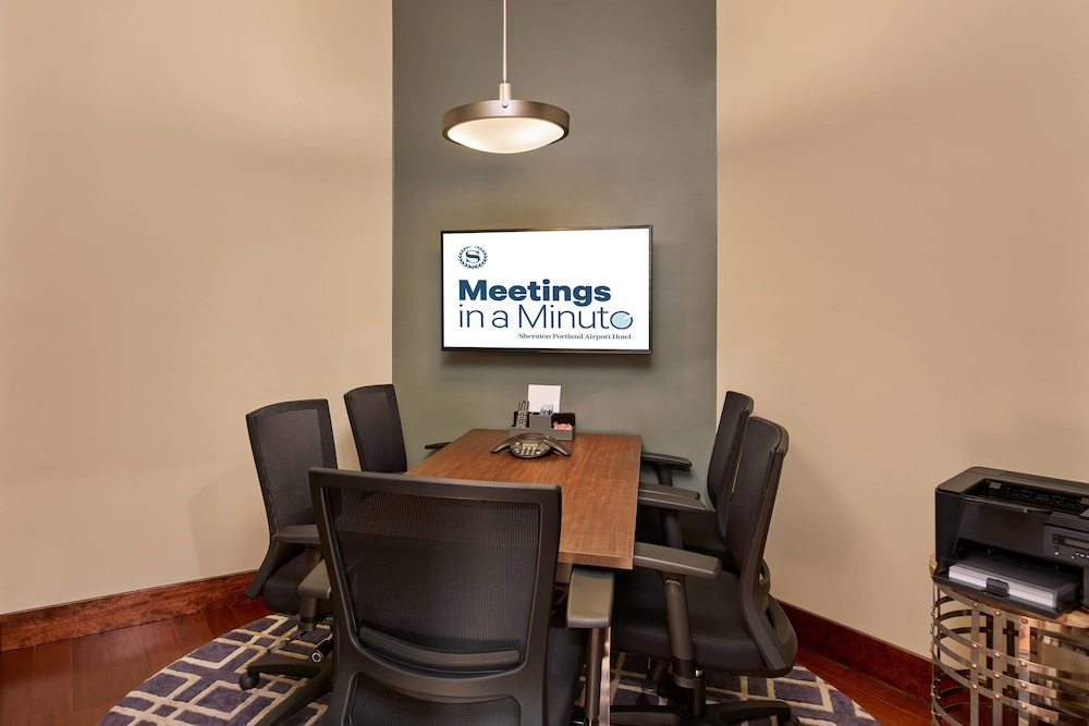 Meeting Facility, Sheraton Portland Airport Hotel