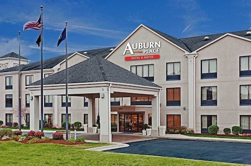 Check Expedia for Availability of Auburn Place Hotel & Suites - Paducah