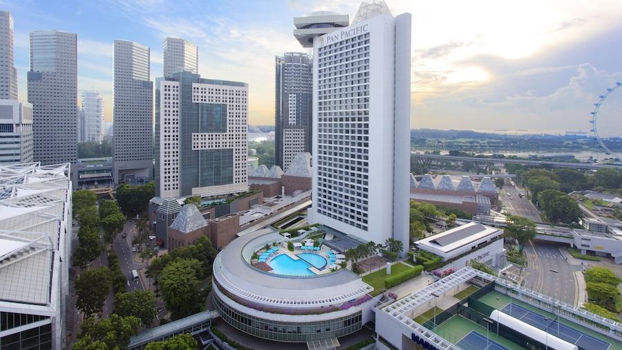 新加坡泛太平洋酒店 - SG Clean (新加坡)