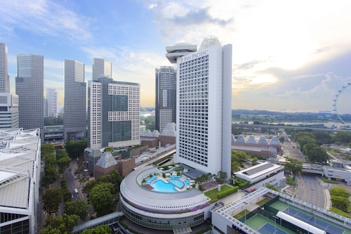 Hotels Near Marina Bay Financial Centre In Singapore From
