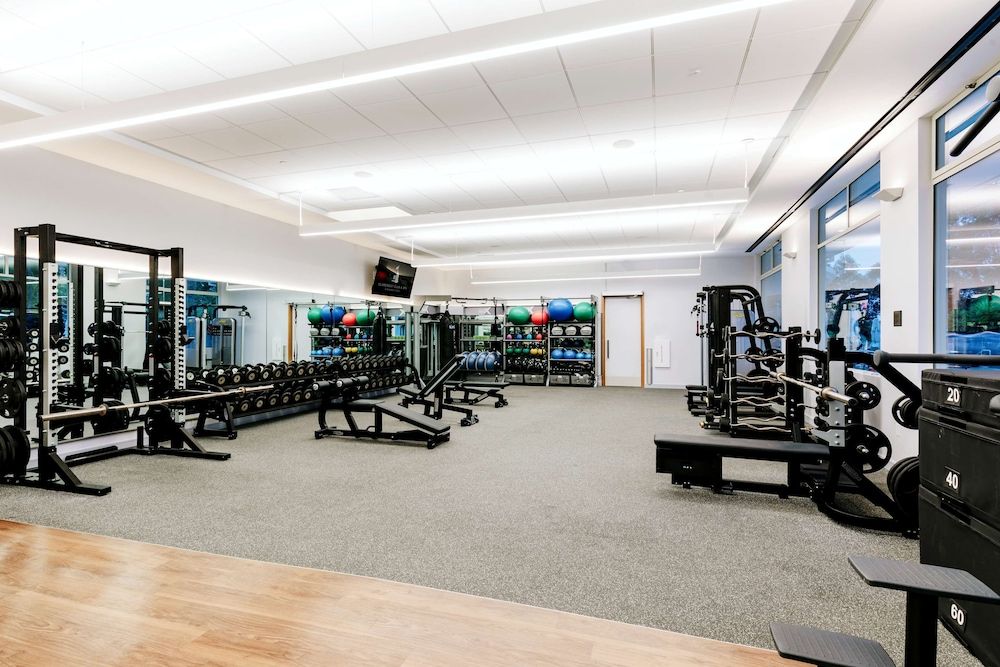 Fitness Facility, Claremont Club & Spa - A Fairmont Hotel
