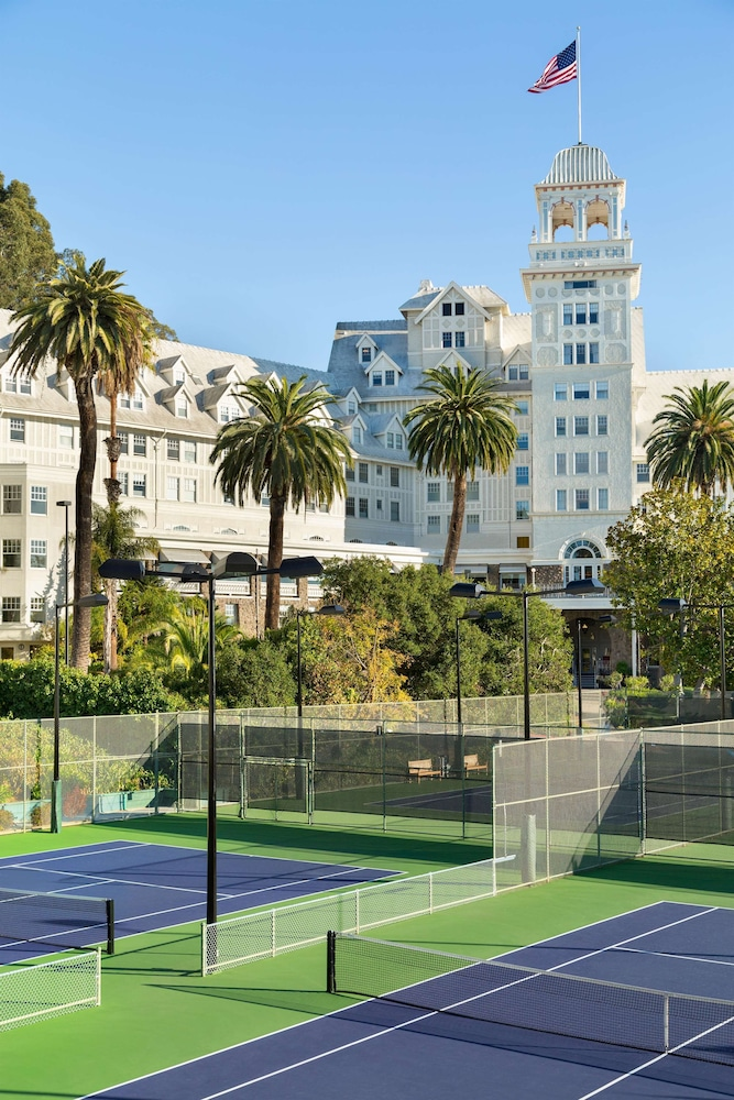 Sports Facility, Claremont Club & Spa - A Fairmont Hotel