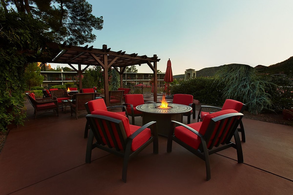 Property Grounds, Arabella Hotel Sedona
