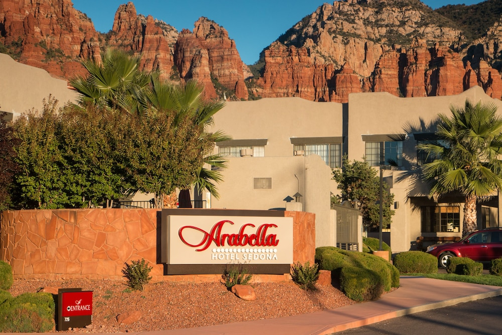 Front of Property, Arabella Hotel Sedona