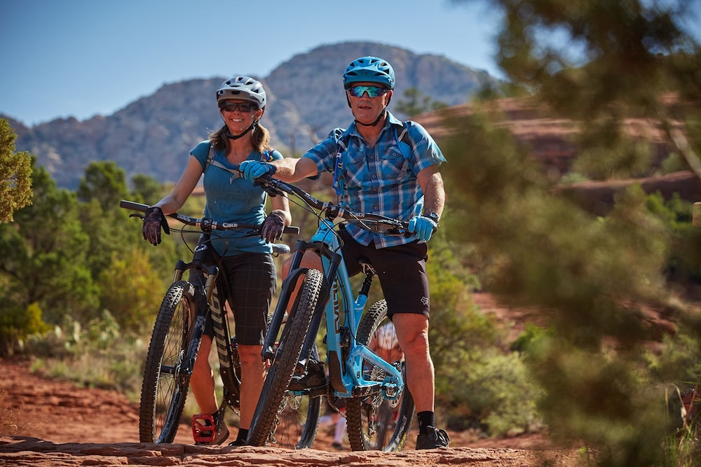 Bicycling, Arabella Hotel Sedona