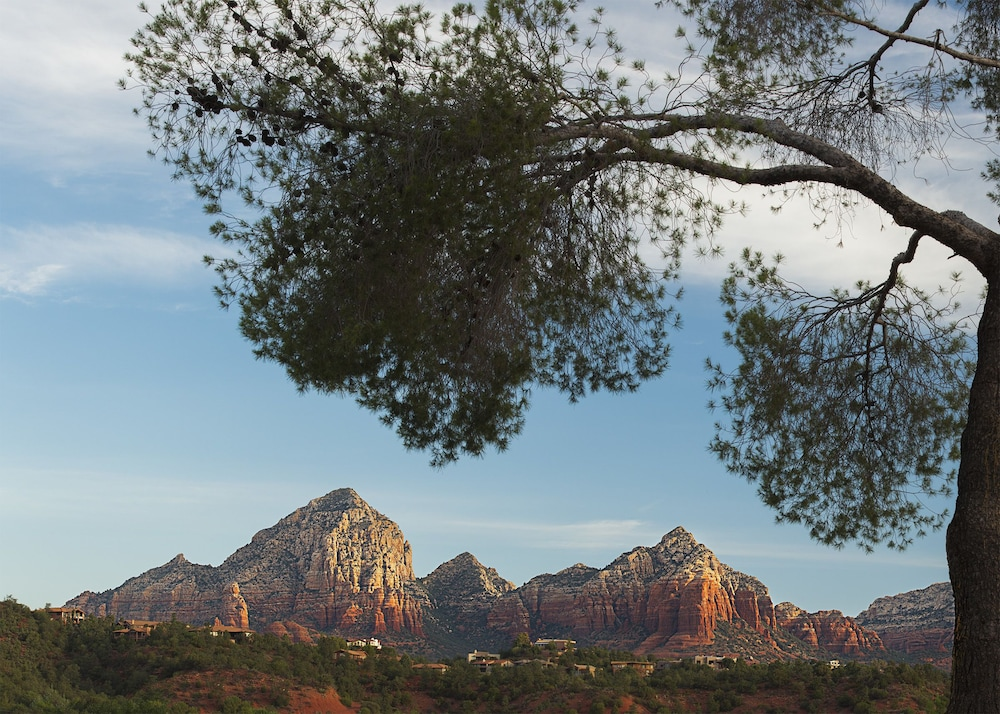 Mountain View, Arabella Hotel Sedona