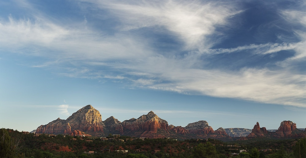 View from Property, Arabella Hotel Sedona