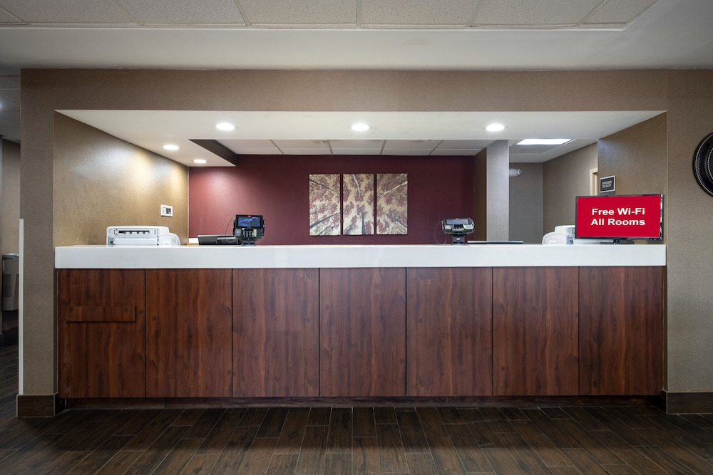 Lobby, Red Roof Inn Prattville