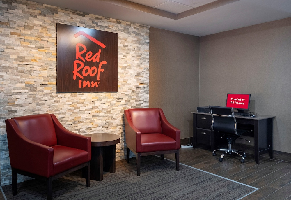 Business Center, Red Roof Inn Prattville