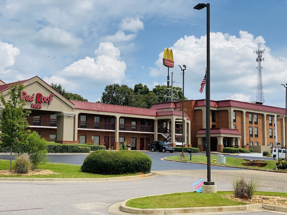 Exterior, Red Roof Inn Prattville