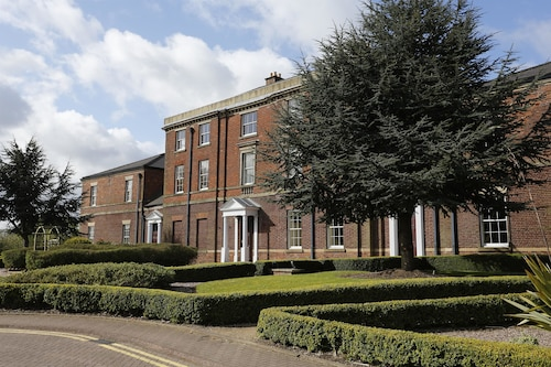 Best Western Plus Stoke-on-Trent Hanley Moat House Hotel