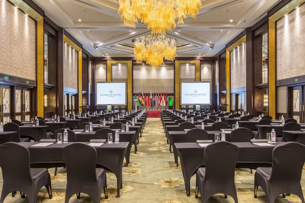 Meeting Facility, Diamond Hotel Philippines