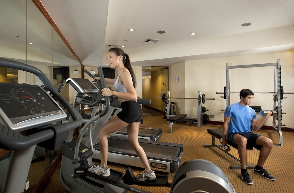 Fitness Facility, Diamond Hotel Philippines